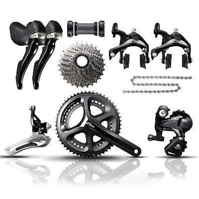 Road Bike Group Set