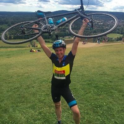 Lifting Bike for Strength
